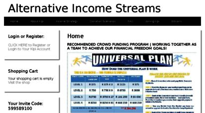 Welcome to Mypayday co za - Alternative Income Streams