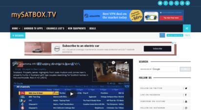 mysatbox.tv - mysatbox.tv