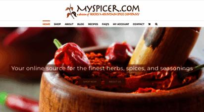 myspicer.com
