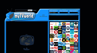 Welcome to Mytvworld tv - Watch TV Online at www mytvworld tv