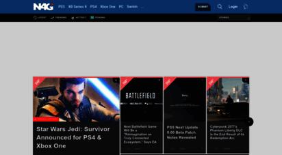 n4g.com - hottest game news & rumors  n4g