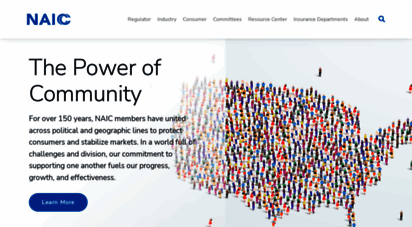 naic.org - national ssociation of insurance commissioners