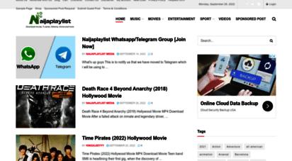 naijaplaylist.com - naijaplaylist.com - your favorite entertainment hub