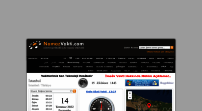 namazvakti.com