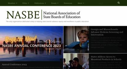 nasbe.org