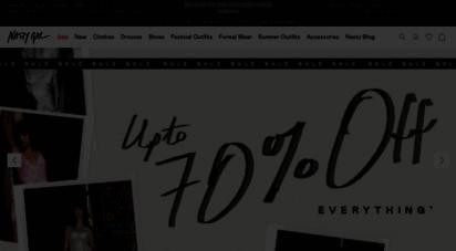 nastygal.com - women´s online clothes & fashion shopping  nasty gal
