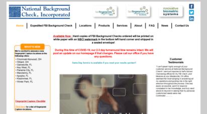 nationalbackgroundcheck.com