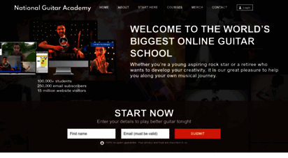 nationalguitaracademy.com - national guitar academy