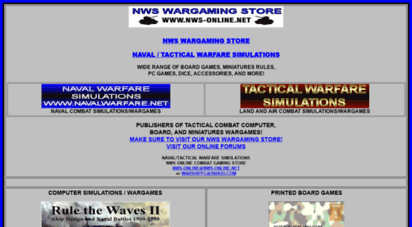 Nws Wargaming Forums