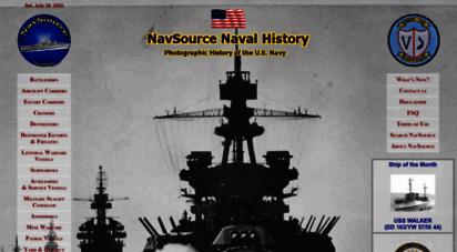 navsource.org - navsource naval history - photo archive main index