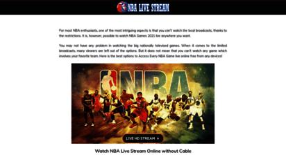 nbalive-stream.net