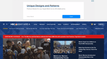 nbcbayarea.com - nbc bay area - bay area news, local news, weather, traffic, entertainment, breaking news