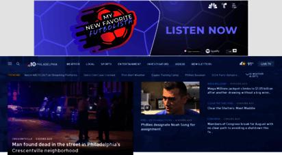 nbcphiladelphia.com - nbc10 philadelphia - philadelphia news, local news, weather, traffic, entertainment, and breaking news