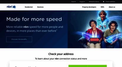 nbnco.com.au - home  nbn