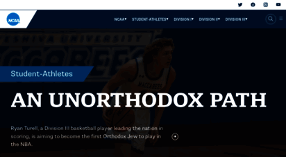 ncaa.org - ncaa.org - the official site of the ncaa