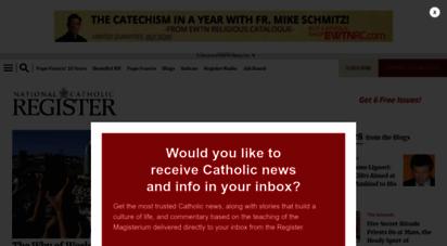 ncregister.com - national catholic register