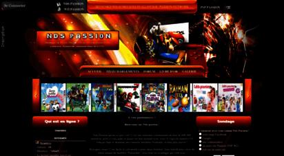 nds-passion.xyz - nds-passion - roms ds & 3ds - films dpg - jeux ds / 3ds et films cia gratuits !
