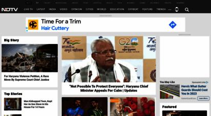 ndtv.com - get latest news, india news, breaking news, today´s news - ndtv.com