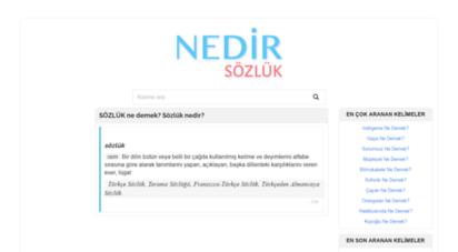 nedir-sozluk.com