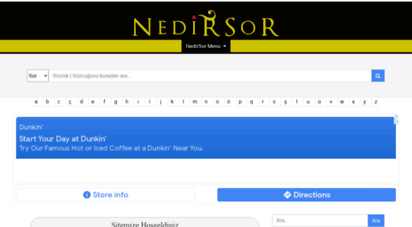 nedirsor.com - nedir sor