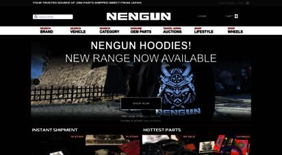 nengun.com - apexi, blitz, hks, nismo, greddy, rays and more jdm parts direct from japan - nengun performance