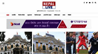 nepallive.com - nepal live