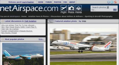 netairspace.com - aviation news & forum  airplane & aircraft photos • netairspace.com