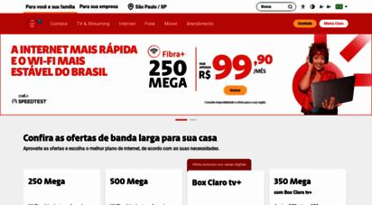 netcombo.com.br - site oficial da net