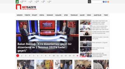 netgazete.com - net gazete - ilk türkçe internet haber sitesi