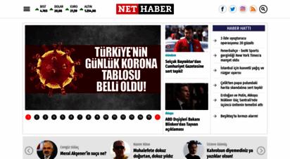 nethaber.com - net haber: haber, haberler, son dakika haber, son dakika, haber siteleri