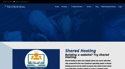 nethosting.com - nethosting  get creative! get online! $2.95/month hosting. 24/7 support