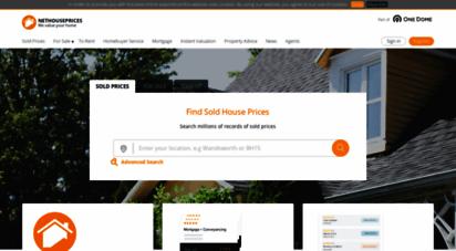 nethouseprices.com - free uk sold house prices - nethouseprices.com