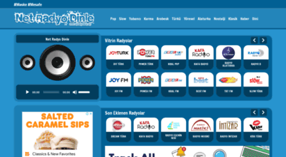 netradyodinle.net - net radyo dinle  sınırsız müzik  online radyo dinle