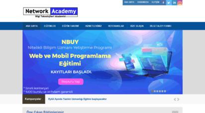 networkakademi.net - network akademi  bilgi teknolojileri akademisi