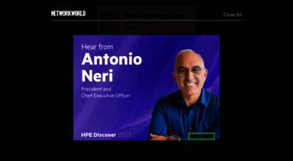 networkworld.com - welcome to network world.com