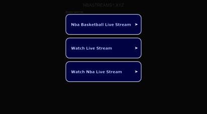 new.nbastreams1.xyz -