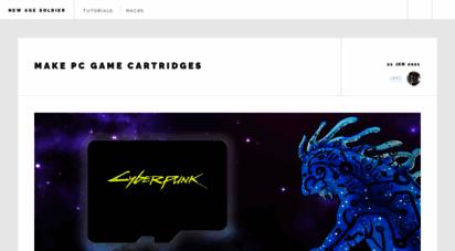 newagesoldier.com -