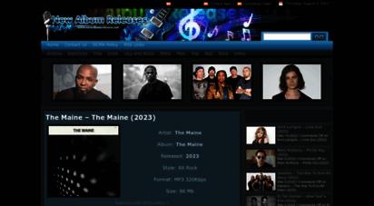 newalbumreleases.net -
