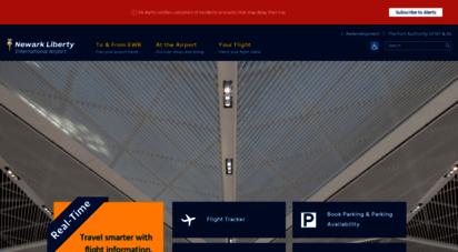 newarkairport.com - aviation