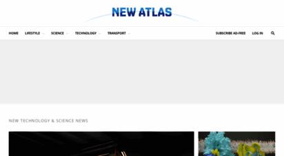 newatlas.com - new atlas - new technology & science news