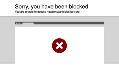 newchristianbiblestudy.org - home - new christian bible study