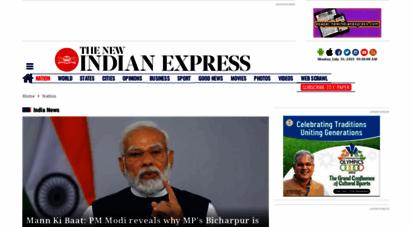 newindianexpress.com - latest news, breaking news, india news, bollywood, world, business, sports & politics  new indian express