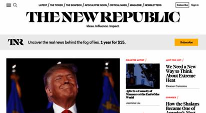 newrepublic.com - the new republic