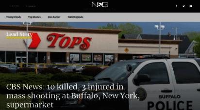 newsandguts.com - dan rather´s news and guts  politics, original reporting, trump check
