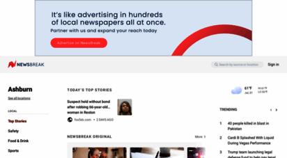 newsbreak.com - news break: local news & breaking news