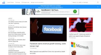 newsfilter.io - business & financial news  newsfilter.io