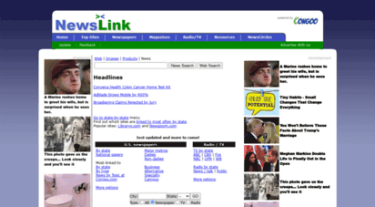 newslink.org - newspapers of the world - newslink
