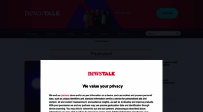 newstalk.com - home  newstalk