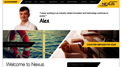 nexusconsultancy.co.uk - nexus it support gerrards cross  computer, mac repairs, web design buckinghamshire