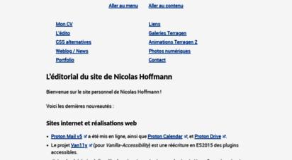 nicolas-hoffmann.net